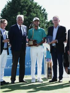 Jack Singh Brar Challenge Tour Winner