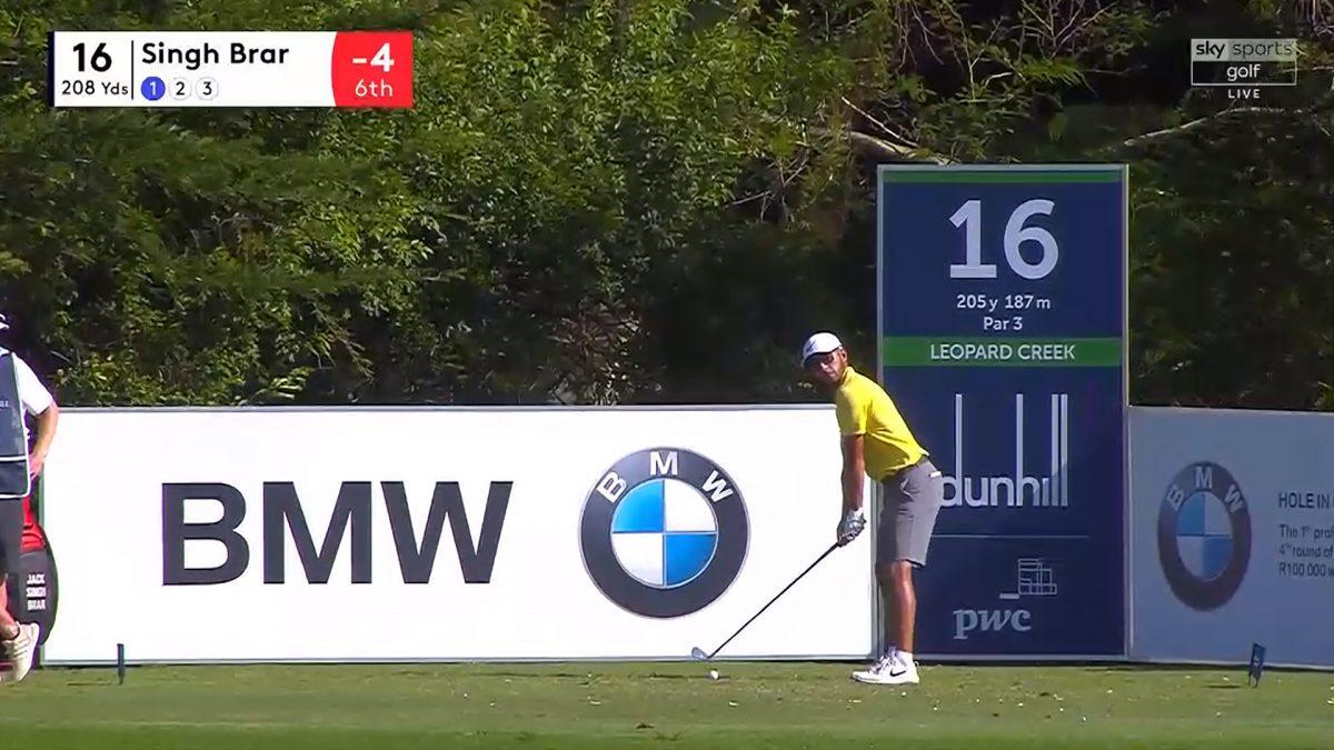 Jack Singh Brar Professional Golfer