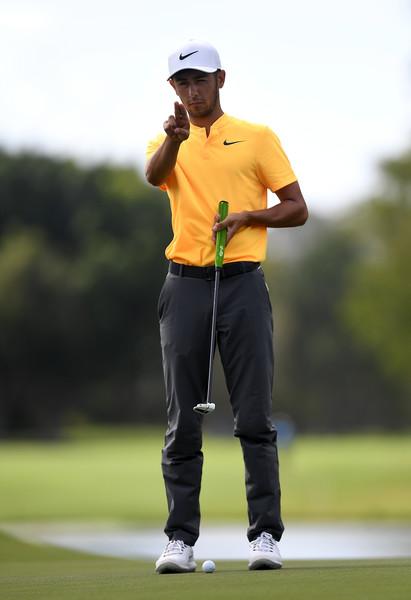 Jack Singh Brar Golfer