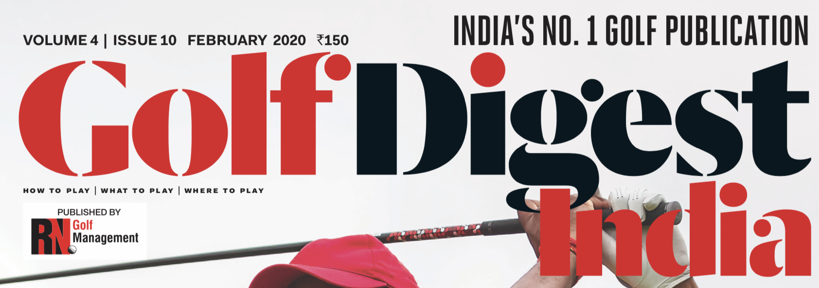 Golf Digest India Hero Indian Open