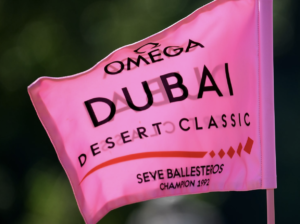 Pink Day at Emirates Golf Course